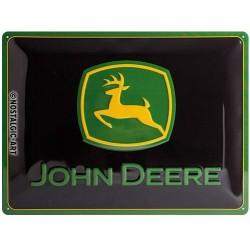 Plaque métal déco John Deere