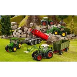 Tracteur Télécommandé John deere 8345