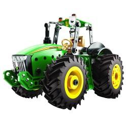 Tracteur 8R John Deere Meccano