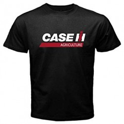T-shirt case IH Noir