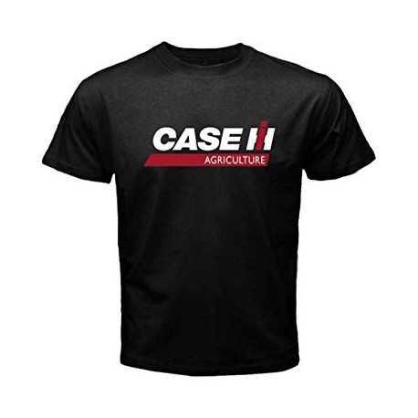 T-shirt case IH Noir