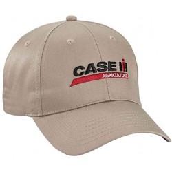 Casquette Case IH Beige
