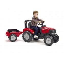 Tracteur à pédales enfant Case IH