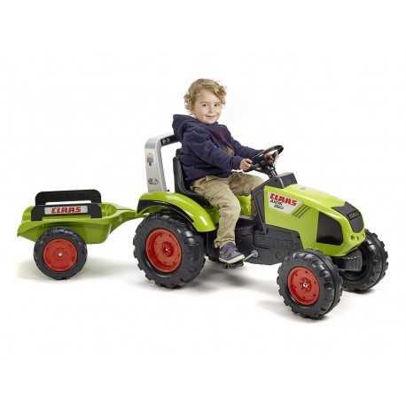 Tracteur à pédales Claas Agriculture