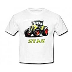 T-shirt Claas Enfant personnalisé