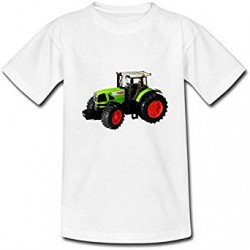T-shirt Claas Blanc Homme