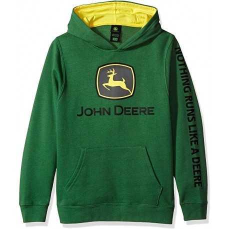 sweat John deere vert