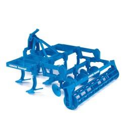 Déchaumeur LEMKEN miniature Bleu BRUDER