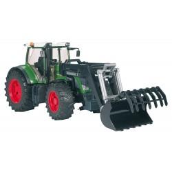 Tracteur FENDT 936 Vario miniature avec fourche