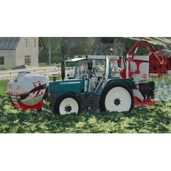 Tracteur Fendt Favorit 509-510 Mods FS19