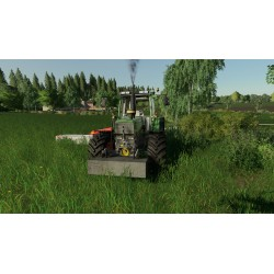 Tracteur Fendt Favorit 509-510 Mods FS19