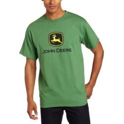 T-shirt John Deere vert Homme