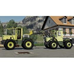 MB trac 800-900 Mods FS19