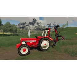 Tracteur International 33 Series FS19