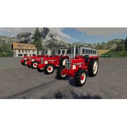 Tracteur International 33 Series FS19