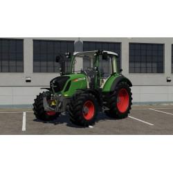 Tracteur Fendt 300 Vario Mods fs19