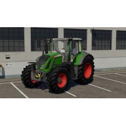Tracteur Fendt Vario 700 MODS FS19