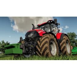 Tracteur Case IH OPTUM FS19