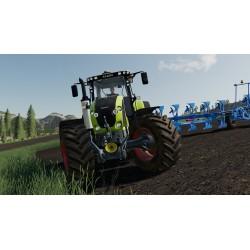 Tracteur CLAAS AXION 900 FS19