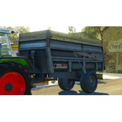 Benne MAUPU 10T Farming Simulator 2019