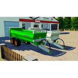 Epandeur à fumier Joskin Farming Simulator 19