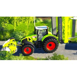 PACK FAUCHEUSES CLAAS FARMING SIMULATOR 2019