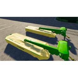 Faucheuse Krone Easy Cut R400 Farming Simulator 19
