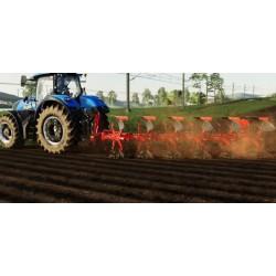 Charrue Massey Ferguson Farming Simulator 19