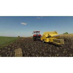 Presse à balles New Holland bc5040hb FS19