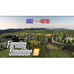 Map AGriFrance V2