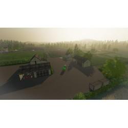 Map Mercury Farms FS19
