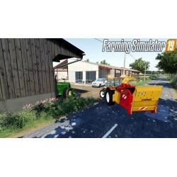 Map La ferme des Nattes FS 19