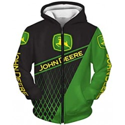 Sweat capuche John deere