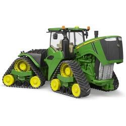 Modèle réduit Tracteur John Deere 9620RX avec chenilles