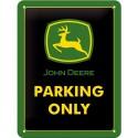Plaques émaillées John Deere